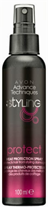 Avon Advance Techniques Styling Hővédő Hajformázó Spray