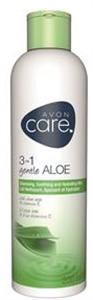 Avon Care 3 az 1-ben Gyengéd Arctisztító, Bőrnyugtató és Hidratáló Tej Aloe Verával és E-Vitaminnal
