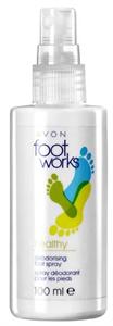 Avon Foot Works Dezodoráló Lábspray