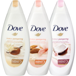 Dove Purely Pampering Tusfürdő