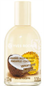 Yves Rocher Smoothe Pineapple-Coconut Eau De Toilette