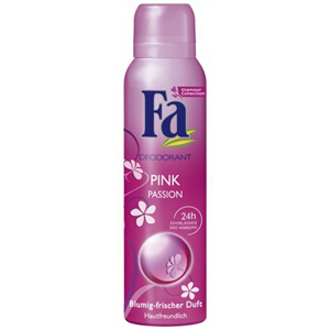 Pink Passion Deo Spray
