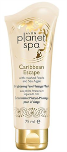 Avon Planet Spa Caribbean Escape Luxus Arcmaszk