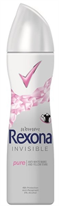 Rexona Invisible Pure Deo Spray