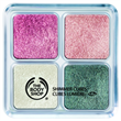 The Body Shop Shimmer Cubes Palette Szemhéjpúder