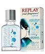 Replay Your Fragrance Refresh For Him EDT