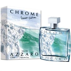 Azzaro Chrome Summer Edition 2013
