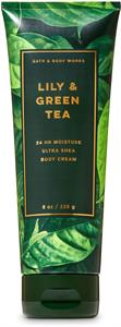 Bath & Body Works Lily & Green Tea Ultra Shea Body Cream