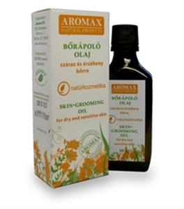 Aromax Bőrápoló Olaj Száraz és Érzékeny Bőrre