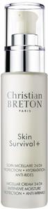 Christian Breton Skin Survival + Dry Skin Cellular Cream 24/24