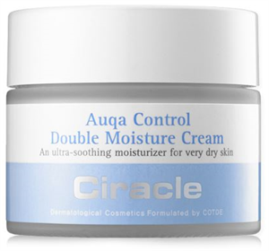 Ciracle Aqua Control Double Moisture Cream