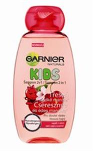 Garnier Natural Kids Cseresznye és Édes Mandula Sampon