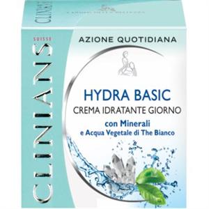 Clinians Hydra Basic Nappali Hidratáló Krém