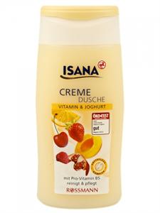 Isana Krémtusfürdő Vitamin & Joghurt