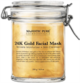 Majestic Pure 24K Gold Mask