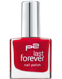 p2 Last Forever Nail Körömlakk