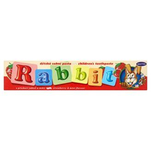 Mattes Rabbit Gyerek Fogkrém