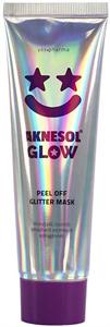 yes.pharma Aknesol Glow Peel Off Glitter Mask
