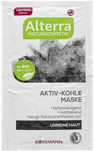 Alterra Aktiv-Kohle Maske