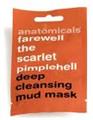Anatomicals Farewell The Scarlet Pimplehell Mélytisztító Arcmaszk