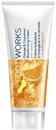 Avon Foot Works Narancs és Fahéj Hidratáló Lábkrém E-Vitaminnal