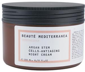 Beaute Mediterrane Anti-Age Argan Stem Ránctalanító Éjszakai Arckrém