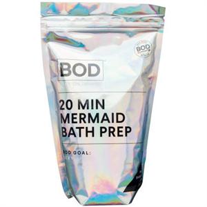 BOD 20 Min Mermaid Bath Prep