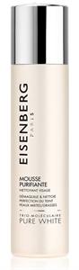 Eisenberg Pure White Bőrvilágosító Tisztító Hab