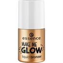 Essence Make Me Glow Folyékony Bronzosító