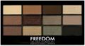Freedom Makeup Pro 12 Szemhéjpúder Paletta - Stunning Smokes
