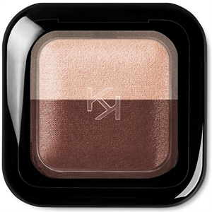 Kiko Bright Duo Baked Eyeshadow