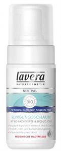 Lavera Neutral Tisztító Hab Az Érzékeny Arcbőrre