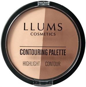 LLUMS Cosmetics Kontúrpaletta