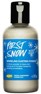 Lush First Snow Hintőpor