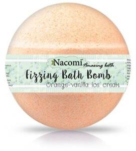 Nacomi Narancs-Vanília Fagylalt Fürdőgolyó