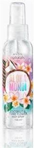 Avon Naturals Aloha Monoi Testpermet