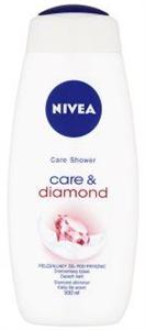 Nivea Care&Diamond Krémtusfürdő