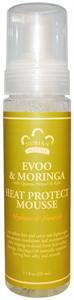 Nubian Heritage Evoo & Moringa Hővédő Mousse