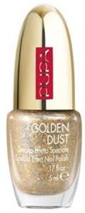 Pupa Red Queen Golden Dust