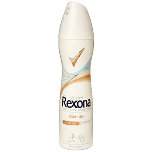 Rexona Linen Dry Deo Spray