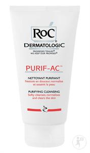 RoC Dermatologic Purif-AC Arctisztító Gél