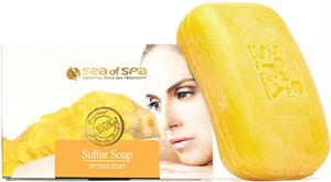 Sea of Spa Sulfur Soap