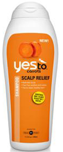 Yes To Carrots Scalp Relief Shampoo