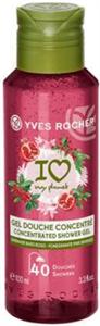 Yves Rocher Tusfürdő Koncentrátum Gránátalma-Rózsabors