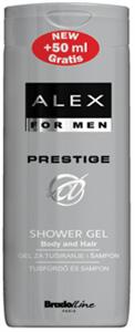 Alex Prestige Shower Gel + Shampoo