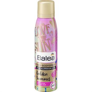 Balea Deo-Bodyspray Golden Summer