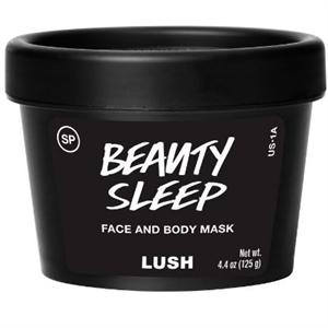 Lush Beauty Sleep Arcpakolás