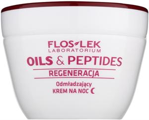 Floslek Laboratorium Oils & Peptides Regeneráló Éjszakai Krém