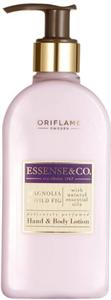 Oriflame Essense & Co. Kéz- és Testápoló Lotion Magnóliával és Fügével