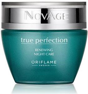 Oriflame NovAge True Perfection Bőrmegújító Éjszakai Krém